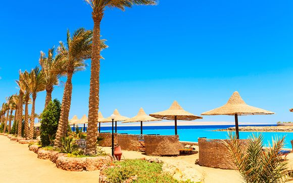 Hôtel Jaz Aquamarine Resort 5* et combiné croisière Rêverie du Nil