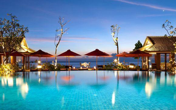Combiné 5* Sudamala Suites & Villas et Sudamala Beach Senggigi