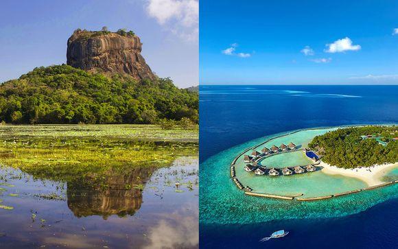 Mini-Tour Sri Lanka et séjour possible aux Maldives