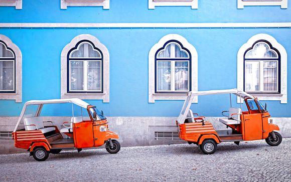 Hôtel Mystère 4* Lisbonne