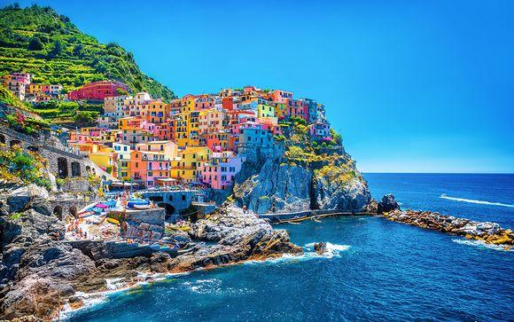 Élégance Belle Epoque et vue sur Portofino