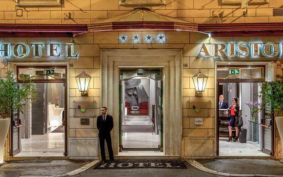 Hôtel Ariston 4*