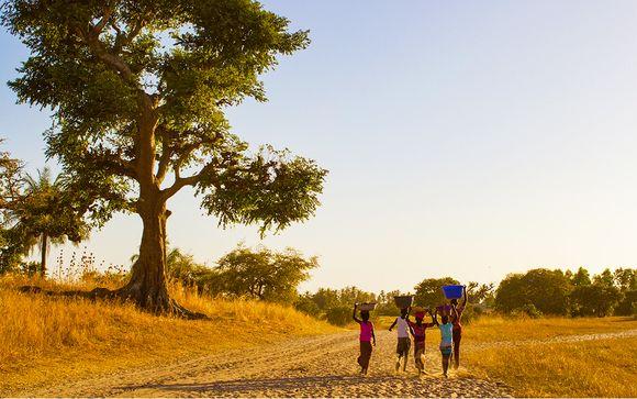 Au Pays des Baobabs avec ou sans extension au Royam 4*