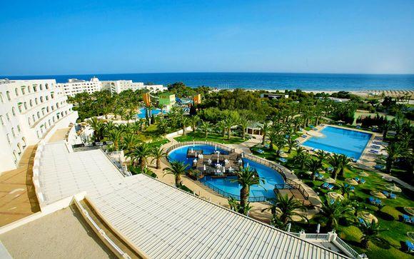 Tunisie Hammamet - Magic Life Holiday Manar 5* à partir de 123,00 € (123.00 EUR€)