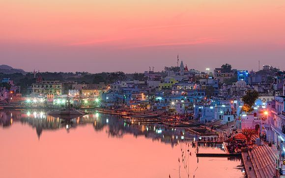 """Inde New Delhi - Circuit en petit groupe """"Merveilles du Rajasthan"""" - 9 nuits à partir de 689,00 €"""