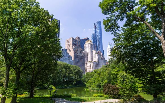 Etats-Unis New York - Hôtel Manhattan Club 4* à partir de 223,00 €