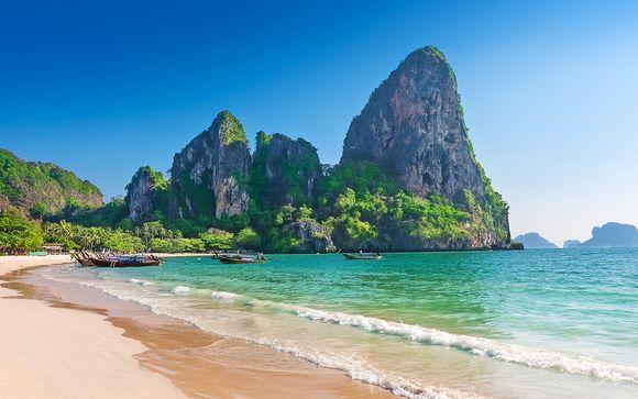 Thaïlande Bangkok - Combiné 4* Nouvo City Hotel, Islanda Hideaway et Aonang Fiore à partir de 1 ...