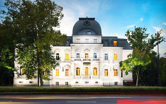 Hongrie Budapest - Mirage Medic Hotel 4* à partir de 35,00 € (35.00 EUR€)
