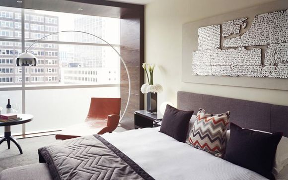 Hôtel The Lowry 5* Manchester