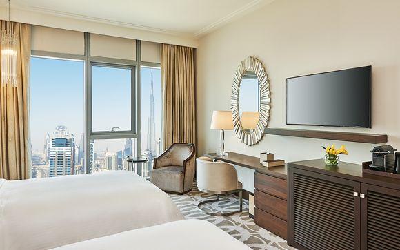 NE PAS UTILISER Hôtel Westin Dubai Al Habtoor City 5*