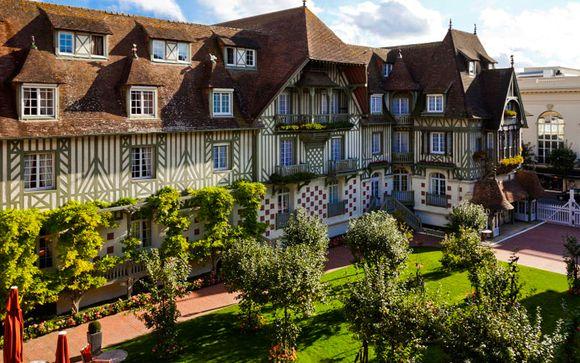 NE PAS UTILISER Hôtel Barrière Le Normandy 5*