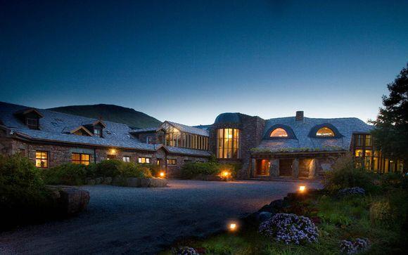 Poussez les portes du Delphi Resort 4*