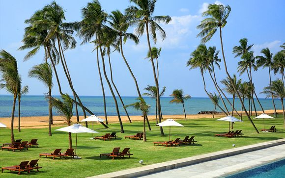 Poussez les portes de l'hôtel Anantaya Resort & Spa Chilaw 4*