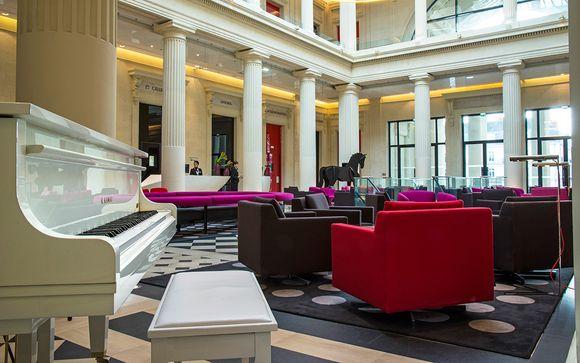 Hôtel Radisson Blu Nantes 4*