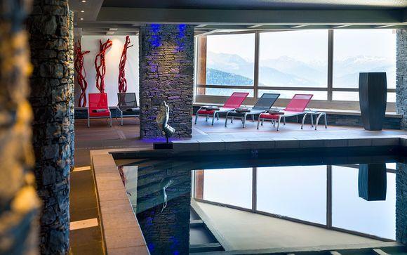 Résidence & Spa Le Lodge Hemera 4*