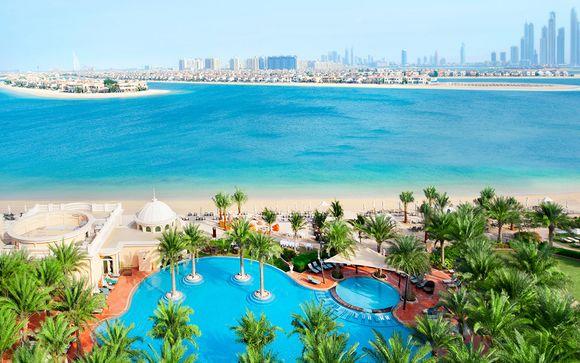 Poussez les portes de votre hôtel 5* Kempinski Hôtel & Residence Palm Jumeirah