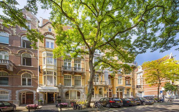 Hôtel Bilderberg Jan Luyken 4*