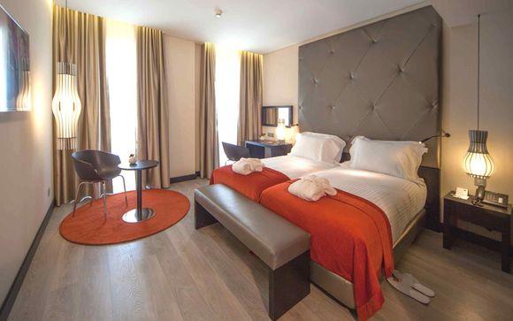H tel santa justa lisboa 4 voyage priv jusqu 39 70 for Design hotel by justa