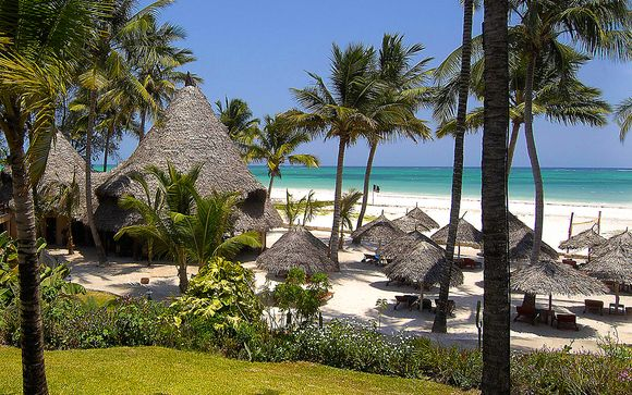 Hôtel Pinewood Beach Resort & Spa 4* et Safaris