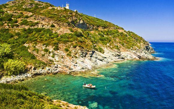 H�tel myst�re en Corse du Sud