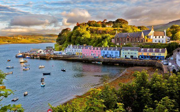 Autotour découverte authentique de l'Écosse en 7 nuits en B&B, 3* ou 4*