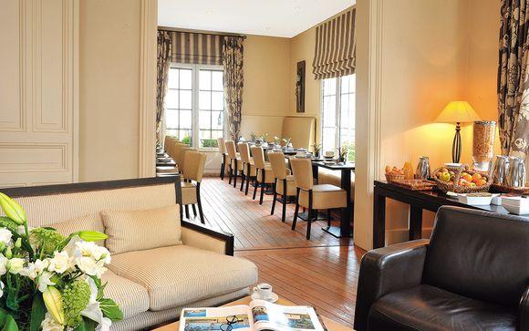 Poussez les portes de votre hôtel Le Fer à Cheval