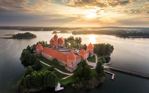 Circuit découverte des capitales Baltes