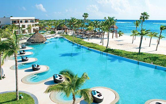 Secrets Akumal Riviera Maya 5* Adult Only et circuit au Yucatan