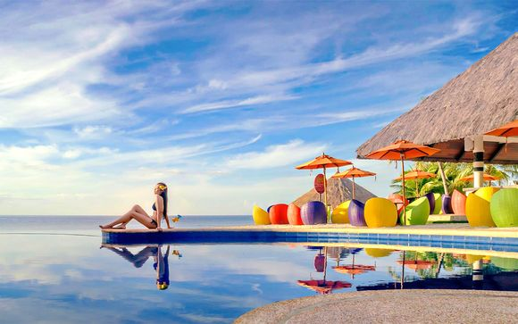 Hôtel South Palms Resort 4* avec étape à l'hôtel Jen Manille 4*
