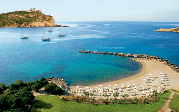 H�tel Cape Sounio Grecotel Exclusive Resort 5*