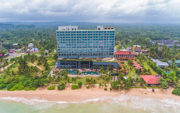 Poussez les portes du Weligama Bay Marriott Resort Spa Beach 5*