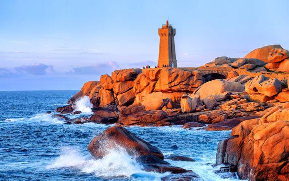 Relaxation marine et granit rose