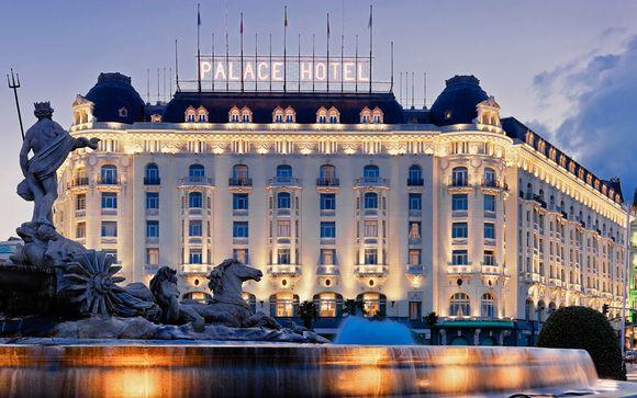Hôtel Westin Palace 5*