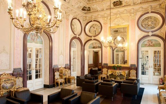 Poussez les portes de votre Pousada de Faro Palacio de Estoi 5*