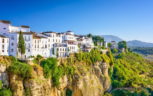 Autotour Andalousie au départ de Malaga