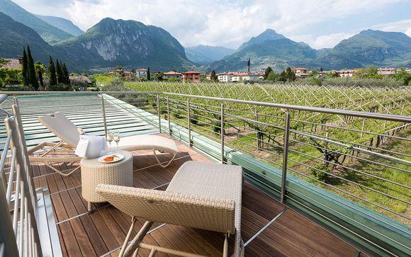 Poussez les portes de l'hôtel Villa Nicolli Romantic Resort 4*