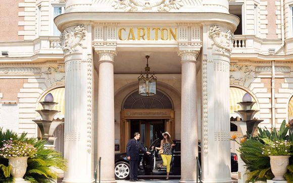 H tel intercontinental carlton cannes 5 voyage priv jusqu 39 70 - Hotel carlton cannes prix chambre ...