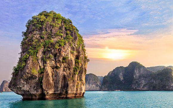 Circuit privatif Vietnam incontournable