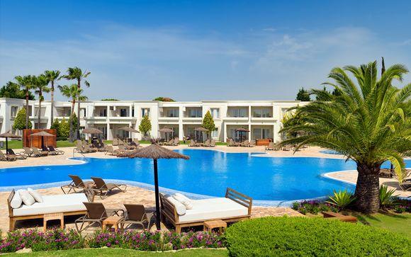 Poussez les portes de l'Hôtel Vincci Costa Golf 4*
