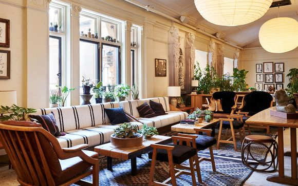 Art vintage chic au sud de Manhattan