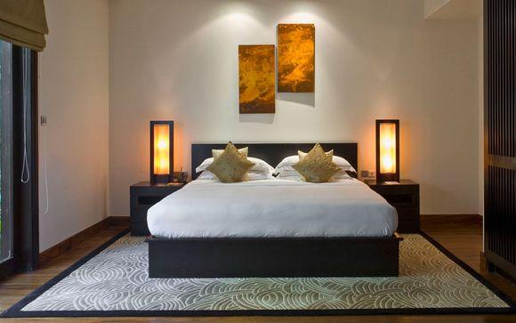 Poussez les portes de l'hôtel The Fortress Resort and Spa 5*