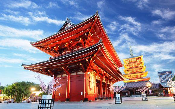 Combiné Pékin, Tokyo et Kyoto
