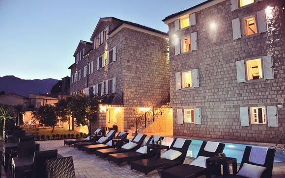 Poussez les portes de l'hôtel Per Astra 4*