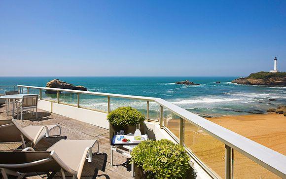 Poussez les portes du Sofitel Biarritz le Miramar Thalassa sea & spa 5*