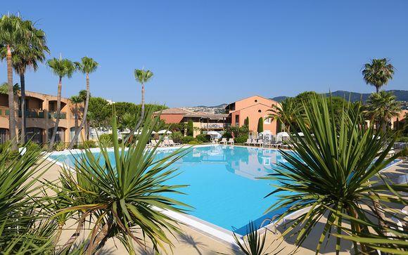 Résidence Pierre & Vacances Premium Les Rives Cannes Mandelieu