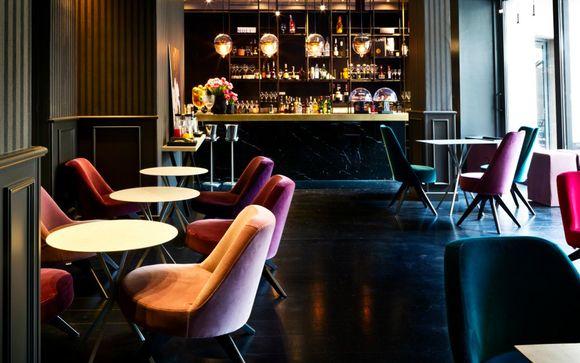 Poussez les portes du Fifty House Luxury Hotel Milano 5*