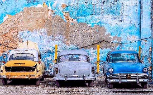 Toutes les couleurs cubaines en 10 nuits et plus