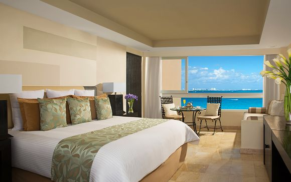 Dreams sands cancun resort spa avec sans circuit yucatan - Vacances solo sans supplements chambre individuelle ...