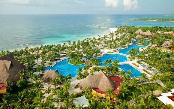 H�tel Barcelo Maya Colonial 5* avec ou sans circuit Yucatan