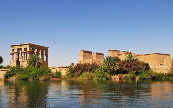 Vos croisières Secrets d'Egypte ou Rêverie du Nil